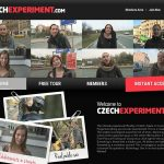 Account For Czech Experiment Free