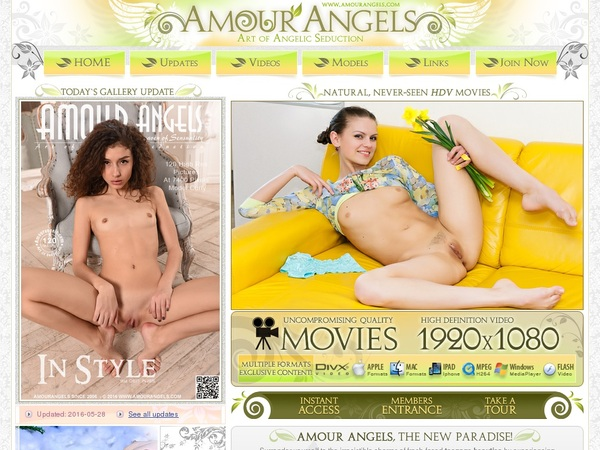 Amour Angels Clips
