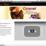 Caramel Kitten Promo Link Code
