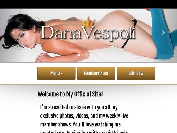 Free Dana Vespoli Coupon