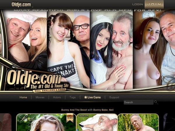 Oldje.com Membership Free