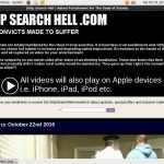 Strip Search Hell Full Site