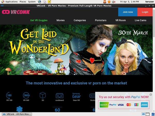 Vrconk.com Free Access