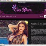 Eva Bluee Pasword
