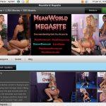 Meanworld Sign Up Form