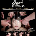 Sperm Mania Best