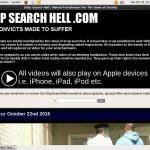 Strip Search Hell Trial Membership