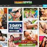 Tranny Surprise Subscription Deal