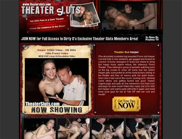 Theatersluts Promotion