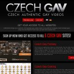 Czech GAV Account Premium