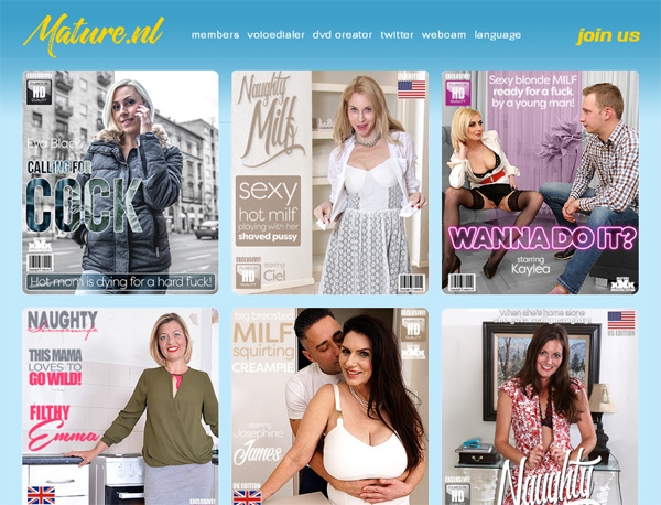 Free Mature.nl Discount Code