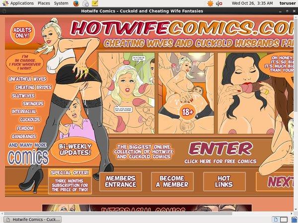 Hotwife Comics Porn Hd