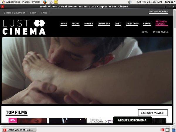 Lustcinema.com Free Entry