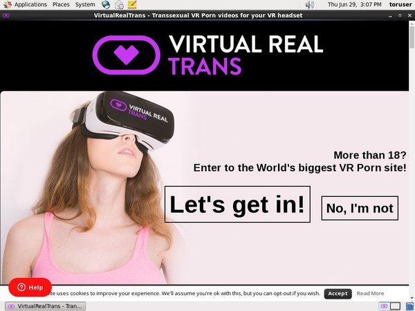Free Virtual Real Trans Membership