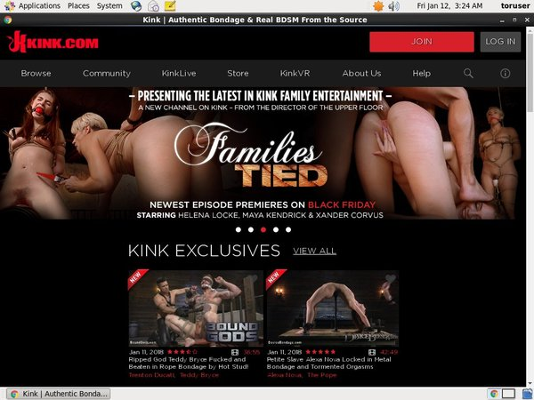 Trial Membership Kink.com