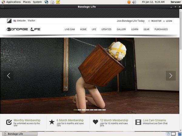 Bondagelife.com Account Blog